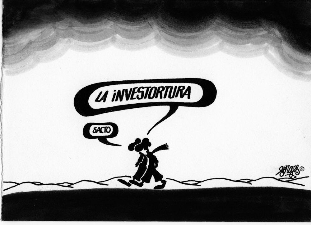 Viñeta publicada en Diario 16, en 1981