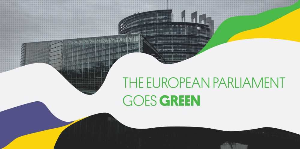 The European Parliament Goes Green: Find out more about new MEPs @greensefa! Who are they? What do they want to achieve? And, what do NGOs expect from them?  Videos and more > https://bit.ly/2xOFUjD    @GEF_Europe @boell_stiftung