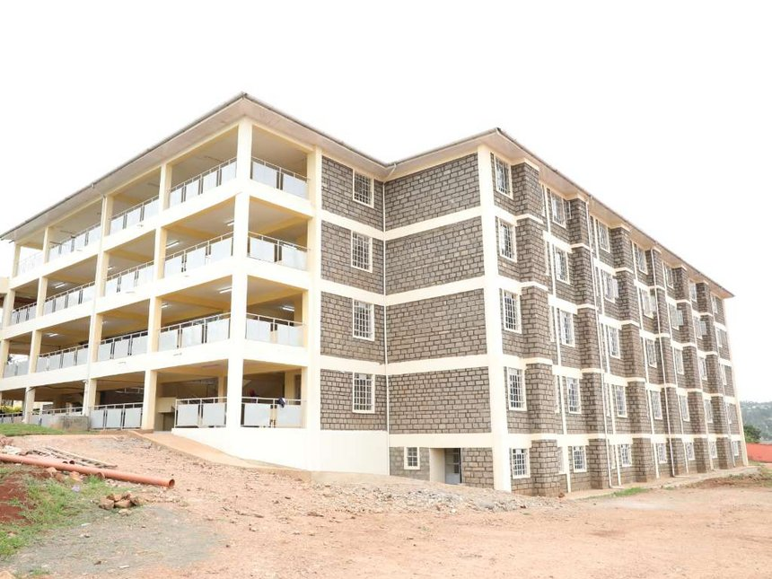 Kisii County Government has increased  the hospital's bed capacity from 450 to 700; and construction of a hostel block.  #TransformingKisiiCounty<br>http://pic.twitter.com/0lNFU7jI8z