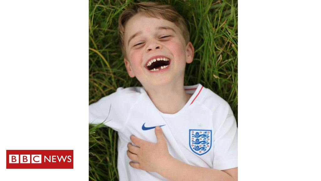 @BBCNews's photo on Happy Birthday Prince George