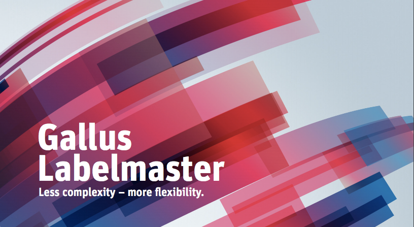 #Gallus #Labelmaster 440 has extensive modules that allow delivering a high level of flexibility. The machine also boasts of intuitive and straightforward operation with automated presetting functions. https://zurl.co/ExOt #LabelPrinting #label #printing #printers #labels