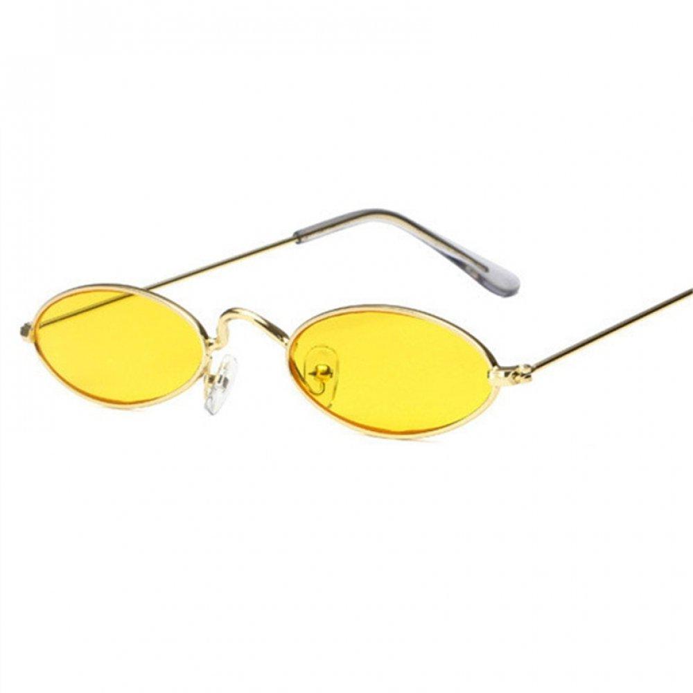 #hair #stylish #styles Oval Multicolor Lenses Sunglasses