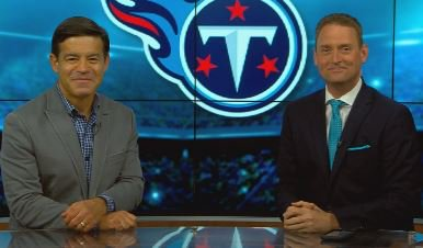 Good stuff tonight on Inside Sports Sunday: With Training Camp cranking up this week, Voice of the Titans, Mike Keith, stops by. @JBeasleyWSMV chats with Rockvale Head Coach Rick Rice -- the Rockets will be a new 6A team this yr. And a fun story on local trainer Jeremy Holt @WSMV