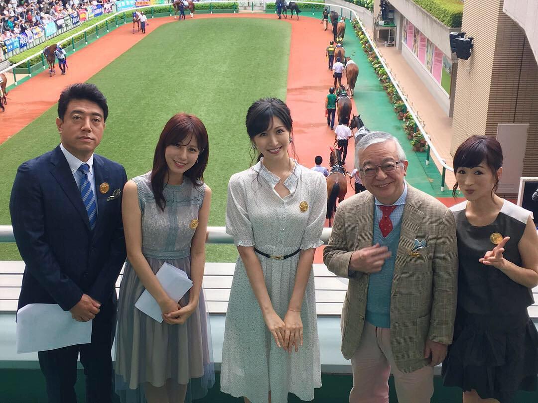 ブログ更新(横山ルリカ): ☆みんなのKEIBA☆: 昨日は、福島競馬場でみんなのKEIBA にゲスト出演させていただきました~ (^o^)/ 番組を見ていただいた皆さん、コメントを下さった皆さん お世話になった【みんなのKEIBA】の皆さん、井崎先生、ジュンジュン先生こと細江さん (… https://t.co/Z4CPhoaXAP