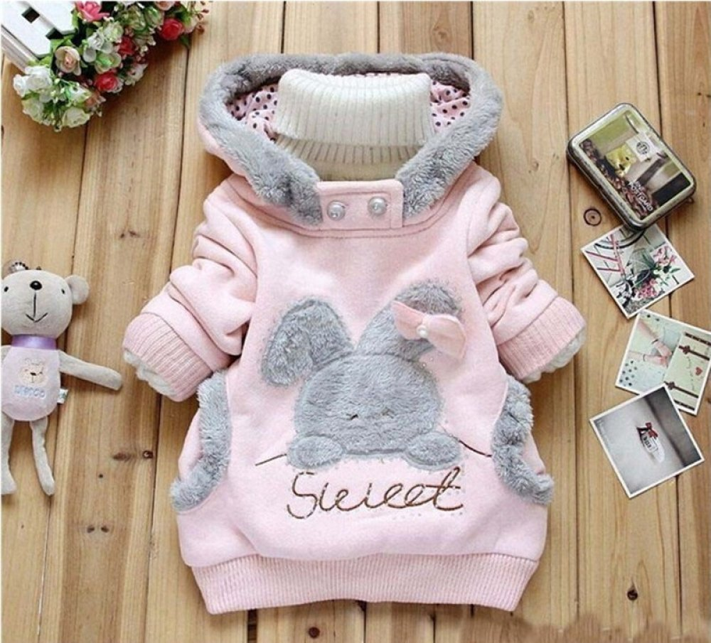 Girls Outerwear Hoodies Children's clothing Autumn and Winter baby girl thick cotton jacket Kids Cute Cartoon Rabbit Hooded Coat https://easycatchworld.com/girls-outerwear-hoodies-childrens-clothing-autumn-and-winter-baby-girl-thick-cotton-jacket-kids-cute-cartoon-rabbit-hooded-coat/… #fashion #style #stylish   For more products visit us here https://easycatchworld.com