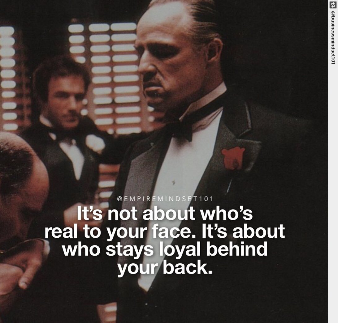 Loyalty is the ultimate test of relationships. Follow 💯 #goals #leadership #startups
