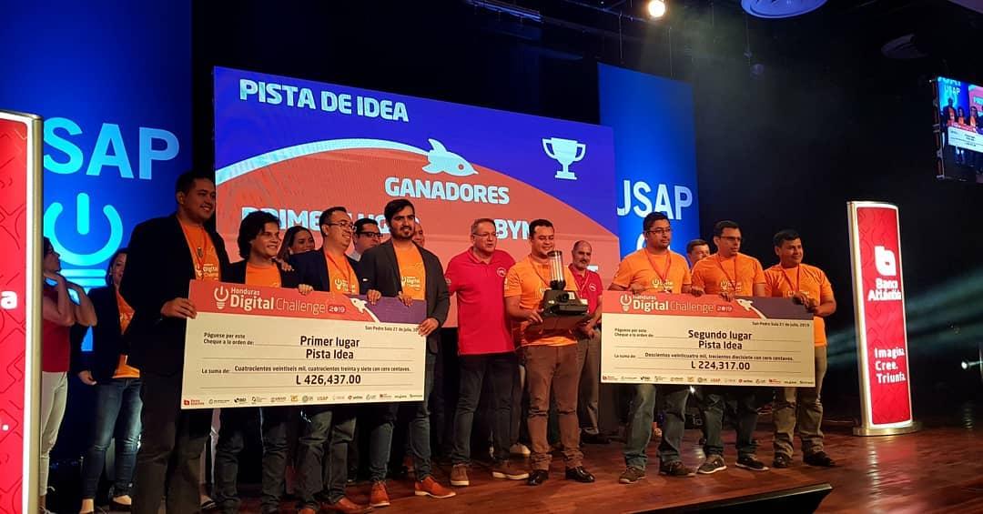 #BancoAtlántida #ImaginaCreeTriunfa #HDCesmioportunidad #HondurasDigitalChallenge2019 #DemoDay #Startups #HDC https://twitter.com/bancatlan/status/1153146451431698432…