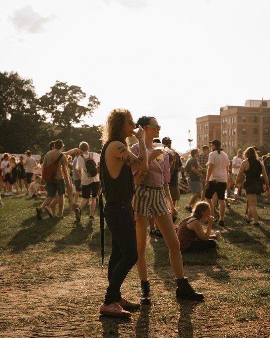 2020 Pitchfork Music Festival