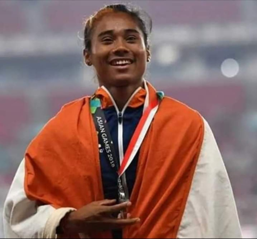#MondayMotivation Success is no accident. It takes time. It is hard work, perseverance, learning, sacrifice & most of all, love of what you are doing or learning to do.                       ~Pele Hard work+Passion=Success(@HimaDas8) You go girl. Proud of you ❤🙏