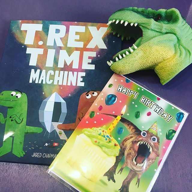 When you want to wish a kiddo a t-rexiffic birthday 🎉🦖 . . . . #catchingfireflies #whimsicalgifts #annarbor #visitannarbor #kerrytown #berkley #berkleymi #downtownberkley #rochester #rochestermi #downtownrochester #shopsmall #shoplocal #cutegifts #tr… https://ift.tt/2Y8dBaq