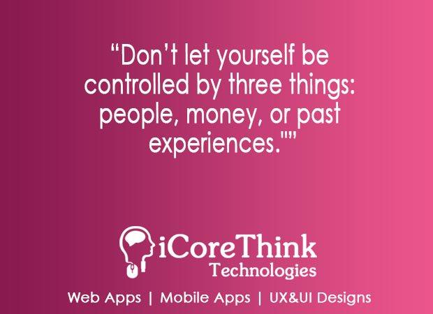 #iCoreThink #MotivationalQuotes #HappyMonday #InspirationalQuotes #MondayMotivation #MondayThoughts #MondayFeeling