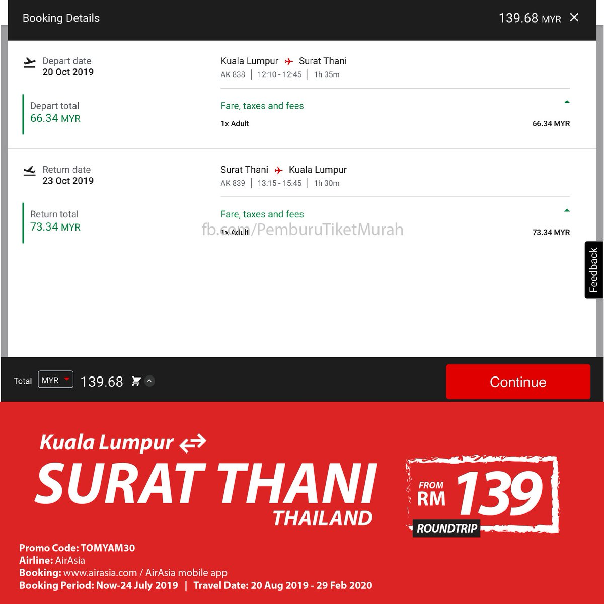 Pemburu Tiket Murah On Twitter Promosi Tiket Penerbangan Airasia