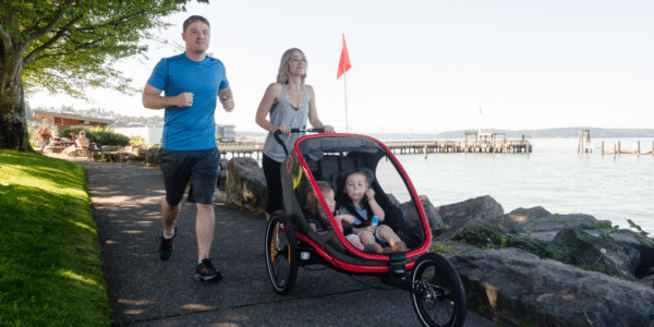 Every #busy #parent knows how hard it can be to find the #time to hit the #gym or #trail. #Jogging #strollers are a great way to fulfill your #parenting duties and still make time to get your #fitness on. http://bit.ly/2GB1LS7