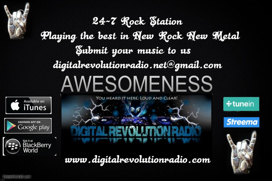RMOTW @drrradio mixed Rock ( Mainstream + Indie) Episode 238 Monday 1pm EST http://www.digitalrevolutionradio.com/ …/w…/content/59953094/… https://play.google.com/store/apps/details …… http://tunein.com/radio/Digital-Revolution-Radio-s140292/ …