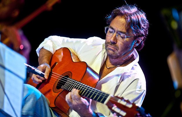 Happy Birthday, Al Di Meola