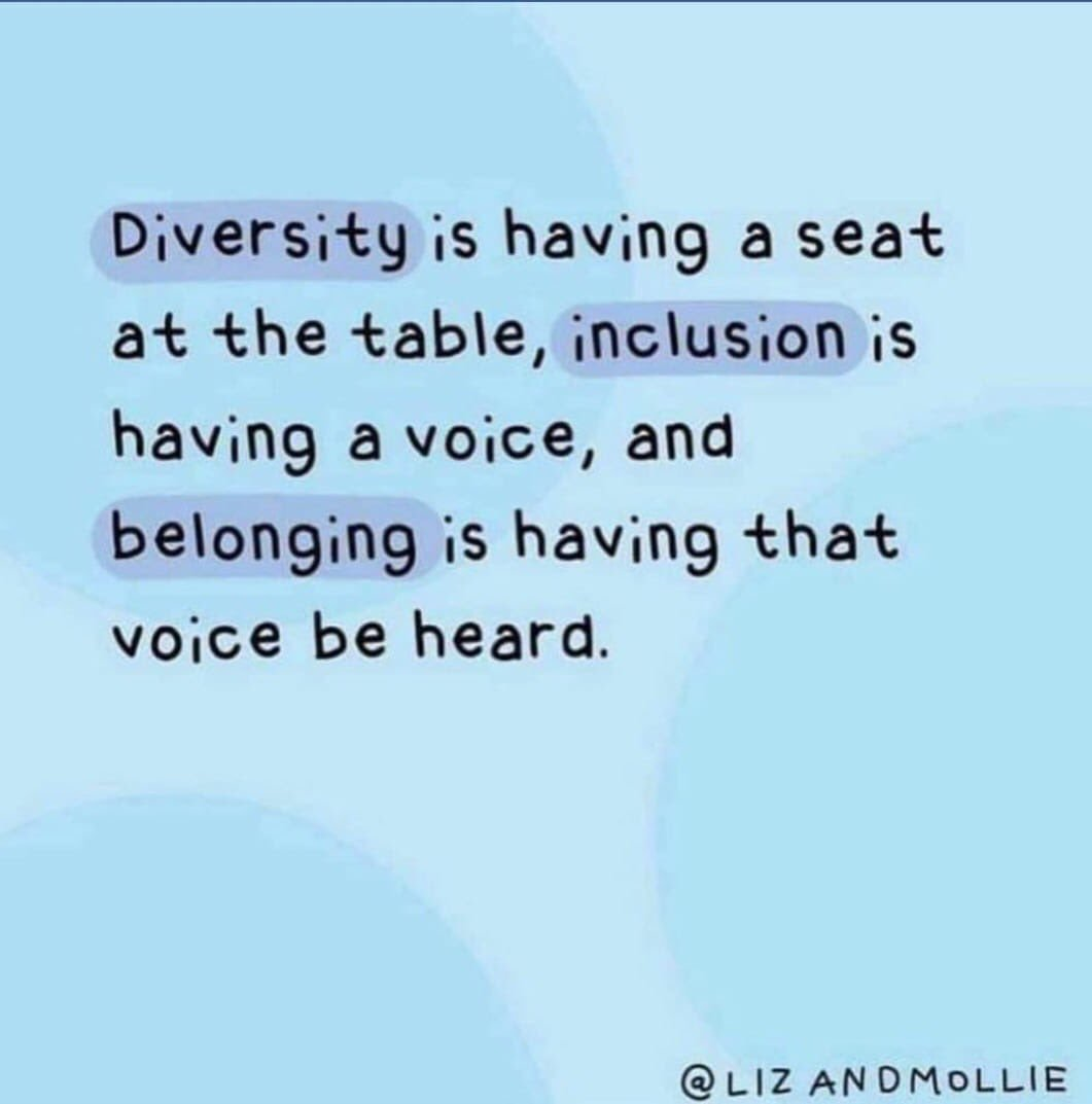 Has anyone besides @PeteButtigieg talked about building a sense of belonging? It would be a game changer. #WinTheEra  #BlueWave2020 <br>http://pic.twitter.com/xdtaIO2b8u