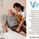 Image for the Tweet beginning: #VCare #NZ #Flexibility