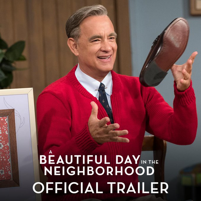 First Trailer For Mr  Rogers Movie Is Out | JTD in the