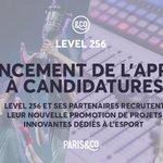Image for the Tweet beginning: Lancement de l'appel à candidatures