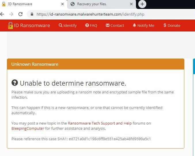 Ransomware Ext: Tweet added by Raby - Download Photo | Twipu