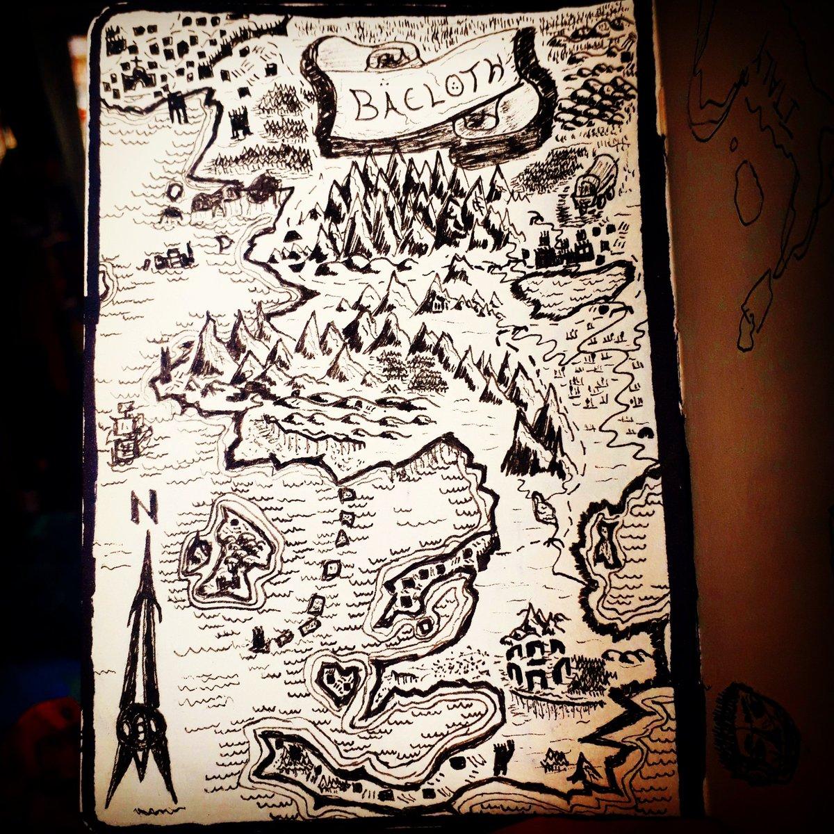 Etiqueta #fantasymaps al Twitter