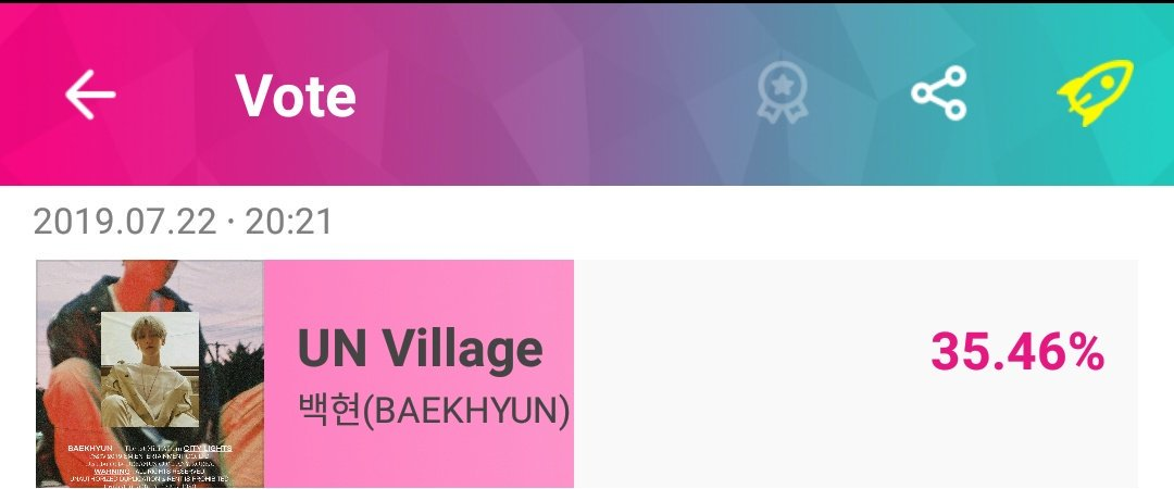 'UN Village' ranked #1 on idol Champ App for the Song if the 4th week!  Thanks for voting   #백현 #BAEKHYUN @B_hundred_Hyun <br>http://pic.twitter.com/318q3suPN2