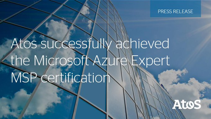 We're delighted to announce that we've successfully achieved the audited @Microsoft Azure Expe...
