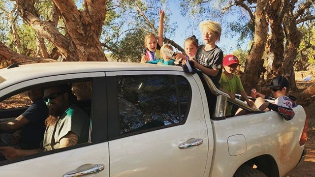 If there's no ride in the back of the Ute, is it even camping?  #justanotherdayinwa #australia #nature #camping #justanotherday #instagood #campinglife #outback #pilbara https://ift.tt/2OdZv7O