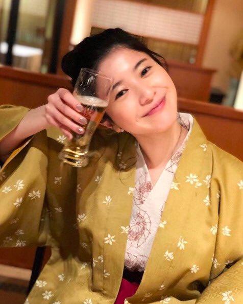 Happy 31st birthday to actress Yuriko Yoshitaka!    ARAMA! JAPAN (aramajapan) July 22, 2019