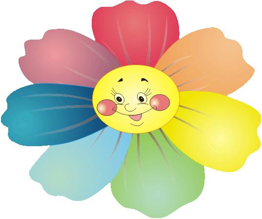 Без поздравления, картинки цветика семицветика анимация