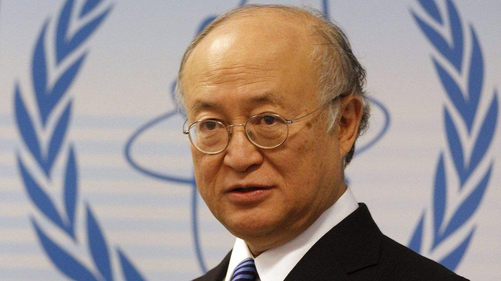 #BREAKING IAEA Director General Yukio Amano has died, according Reuters citing  an IAEA note to Member States.  The IAEA is known as the UN nuclear watchdog. <br>http://pic.twitter.com/i6ezSw2qcJ