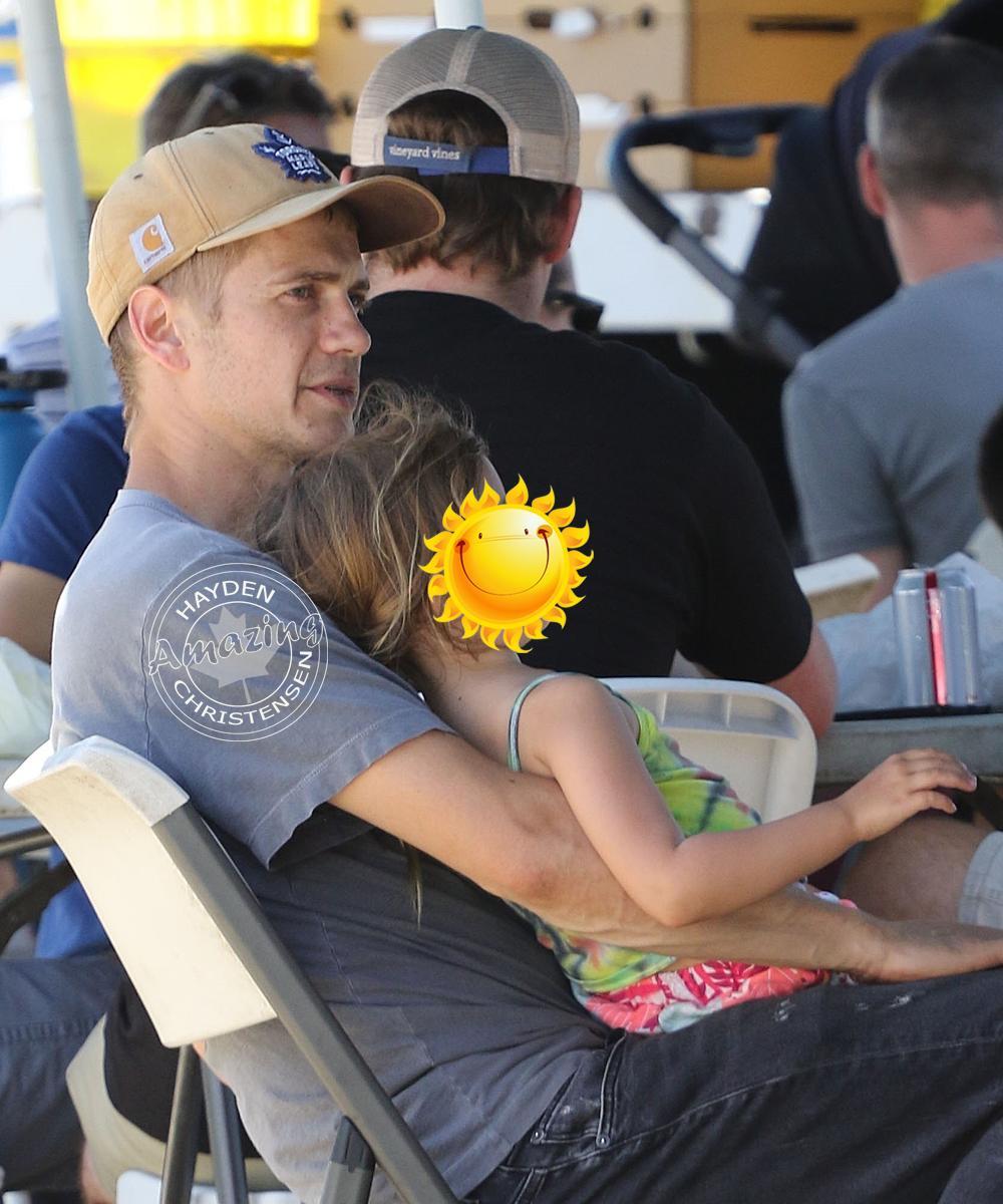 Hayden Christensen dating historia