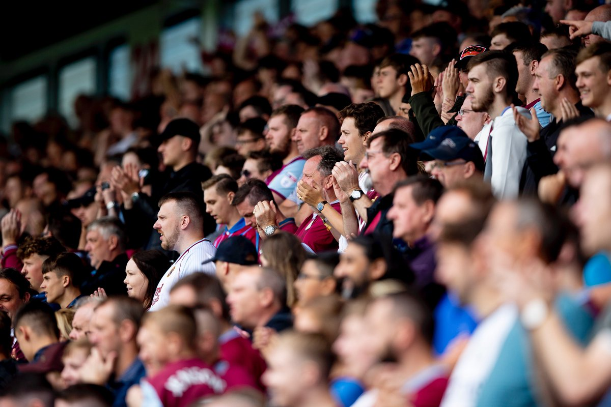 ICYMI: Our away support made up 52% of the overall attendance at Shrewsbury yesterday. The best fans. 💜 #MondayThoughts #AVFC