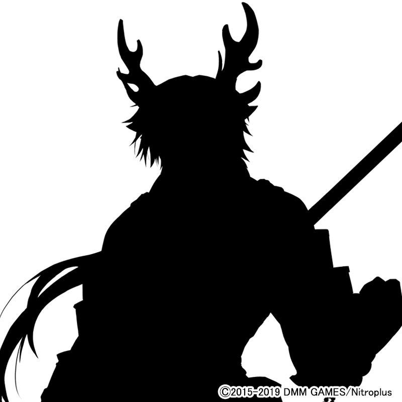 【極(きわめ)】新たに極の姿となる刀剣男士の情報を入手しました!本日、先行してビジュアルのシルエットを一部公開いたします!ゲーム実装時期等の詳細は今しばらくお待ちください△△ #刀剣乱舞 #とうらぶ