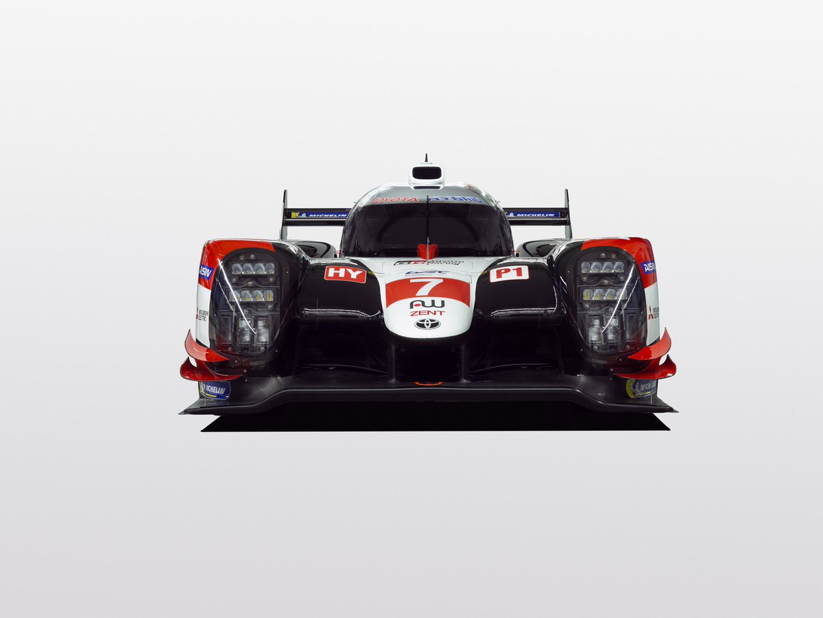 Toyota Gazoo Racing has today introduced an updated TS050 HYBRID prior to the Prologue of WEC Season 8.  #WEC #Prologue2019 @Toyota_Hybrid<br>http://pic.twitter.com/XJ2GBOQiIV – à Circuit de Barcelona-Catalunya