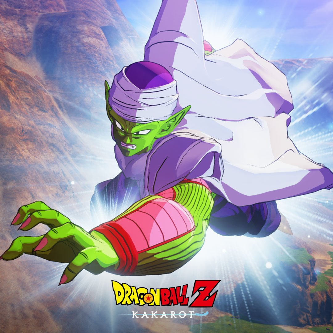 This New Batch Of High-Definition Images For DRAGON BALL Z