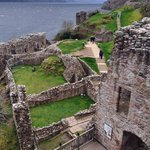Image for the Tweet beginning: A visit to Urquhart #Castle