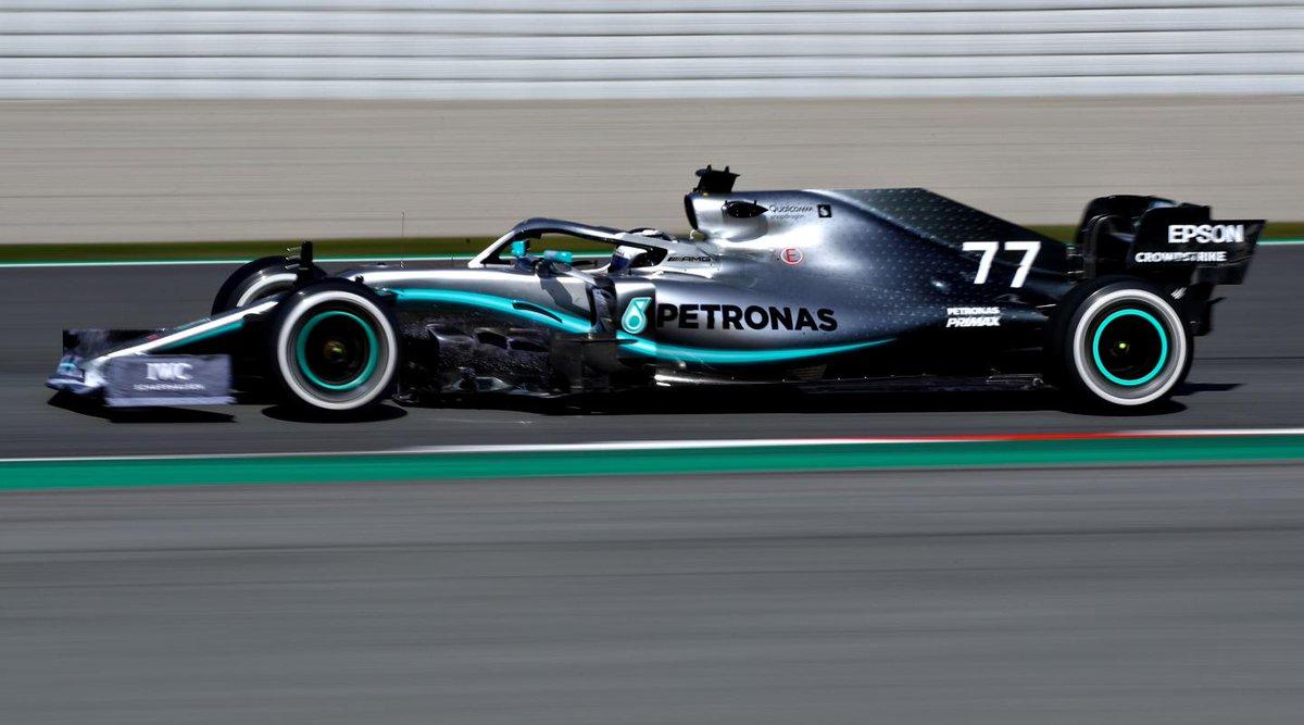 📌🏎 #LoSaiChe la pole position non porta fortuna a Valtteri #Bottas: su 10 partenze dal primo posto sulla griglia, il pilota finlandese ha conquistato solamente 3 successi  #BritishGP #F1