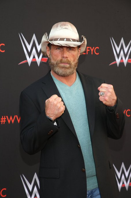 "Still one of the greatest ever! Happy birthday to Shawn Michaels, ""The Heartbreak Kid.\"" Pic, PRPhotos"