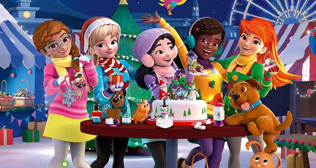 Lego Weihnachtskalender 2019.Lego41382 Hashtag On Twitter