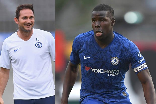 What Chelsea star Kurt Zouma thinks of Frank Lampard amid Everton transfer saga #CFC #EFC dailystar.co.uk/sport/football…