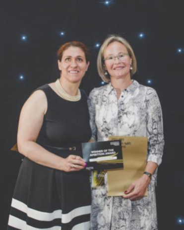 Feeling very honoured & proud to have received the @UniofExeter Professional Services Recognition Award in the category of #Ambition for #CPD @ExeterMed. Exciting times ahead to have greater reach, greater relevance & more impact! Let's be more ambitious!
