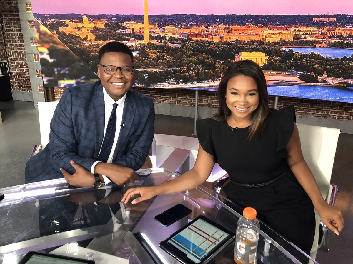 Anchoring the early edition of #getupdc with @Marcella_Rob. We're live, lit  and waiting for you. @wusa9<br>http://pic.twitter.com/YeC6CsMpl4