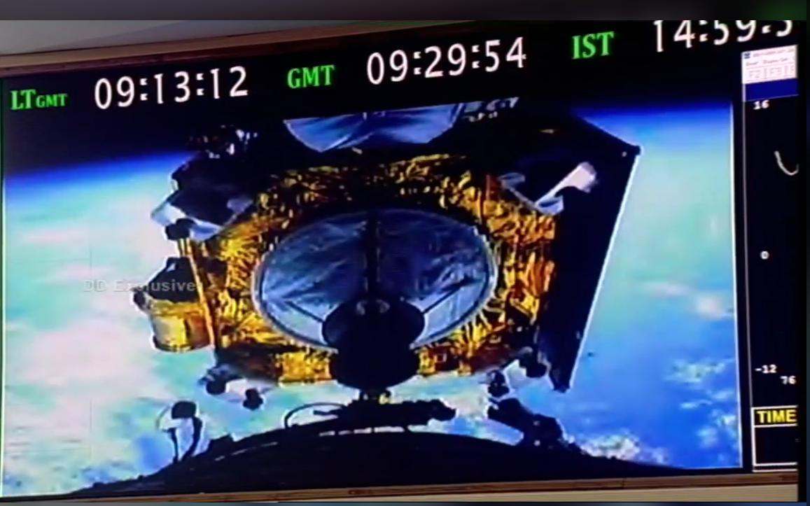 Rumo a Lua!!!Foguete indiano GSLV MkIII insere com sucesso a missão Chandrayaan 2 na órbita terrestre, para dar início à sua viagem para a Lua. Lançamento realizado com sucesso!!Muito obrigado a todos que compareceram na live. Bom dia a todos e uma ótima semana!!!