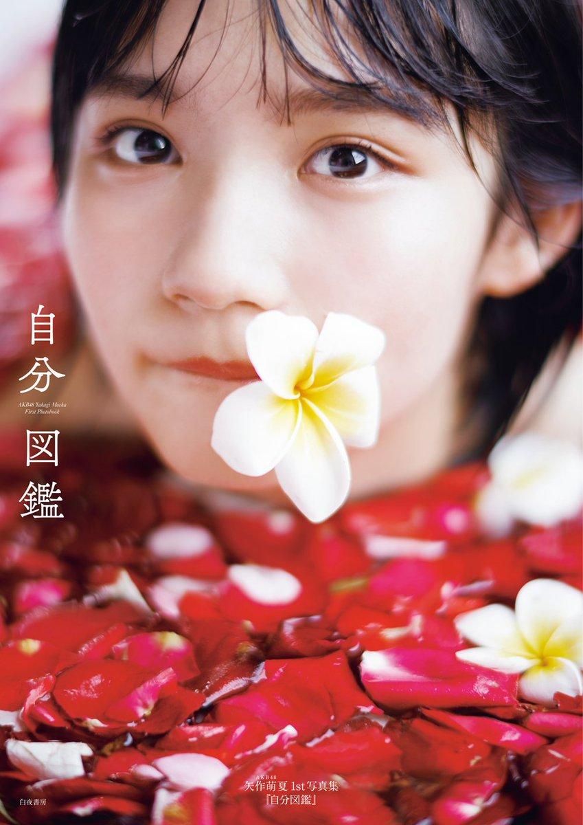 矢作萌夏写真集「自分図鑑」8月7日発売【公式】 (@moeka_1st