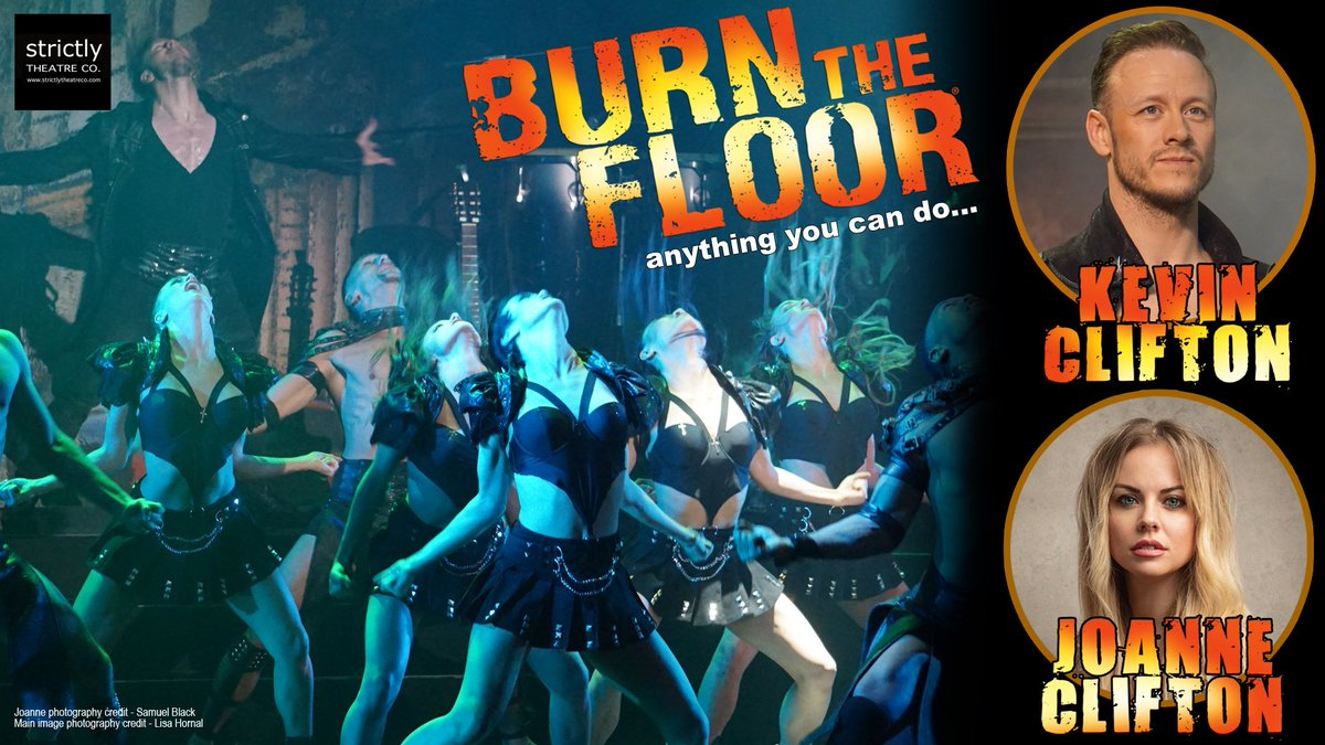 Who else is excited about @OfficialBTF with @joanneclifton and @keviclifton!  YES it will be coming to #Wimbledon and tickets will be on sale tomorrow for TheatreCard members and Wednesday generally! Set those alarms for 10am!