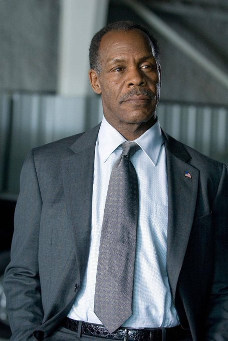 HAPPY BIRTHDAY DANNY GLOVER - 22. July 1946. San Francisco, California, USA