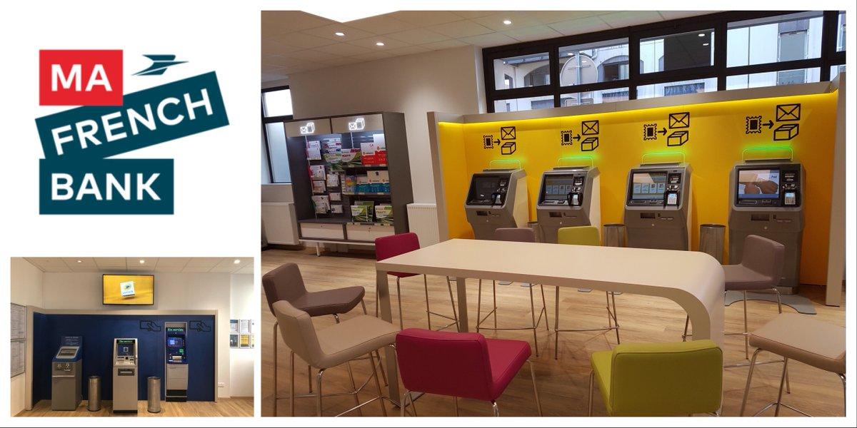 #Rhône | #LaPoste de #Lyon Lafayette vient d'être entièrement rénovée et fait partie des 59 bureaux de poste du département où vous pouvez ouvrir un compte @MaFrenchBank, la nouvelle banque digitale 📱 de @LaBanquePostale, en moins de 10 minutes ⏰. #OnSeComprend
