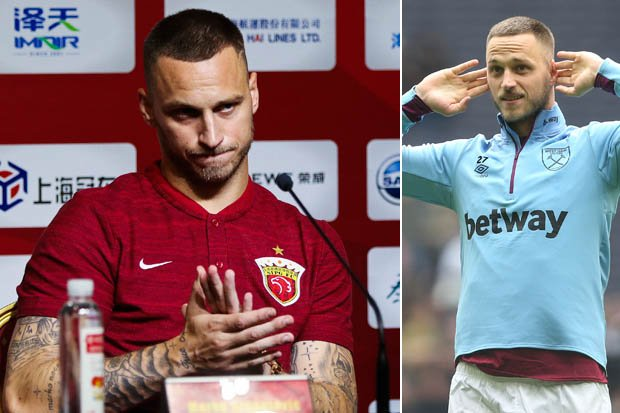 Why West Ham got less than Marko Arnautovics release clause in sale to China #WHUFC wwww.dailystar.co.uk/sport/football…