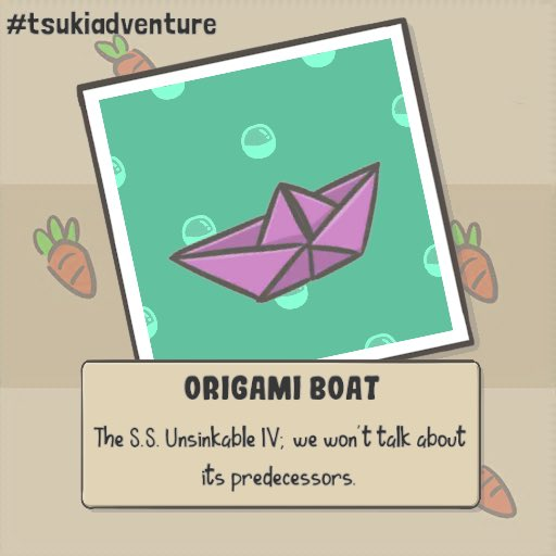 The S.S. Unsinkable IV; we won't talk about its predecessors. #tsukiadventure @HyperBeard  https:// hyperbeard.com/game/tsuki/ins tall   … <br>http://pic.twitter.com/S147yVhdgU